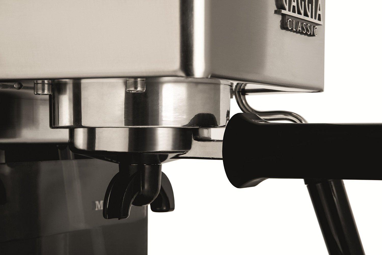 gaggia classic edelstahl kaffeemaschine espressomaschine espresso ri9403 11 ebay. Black Bedroom Furniture Sets. Home Design Ideas